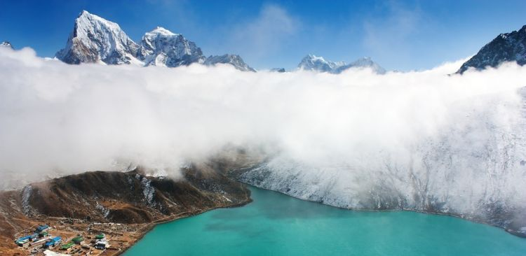 Everest Gokyo Chola Pass Trekking