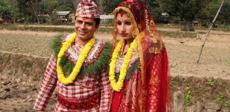 Wedding in Nepal