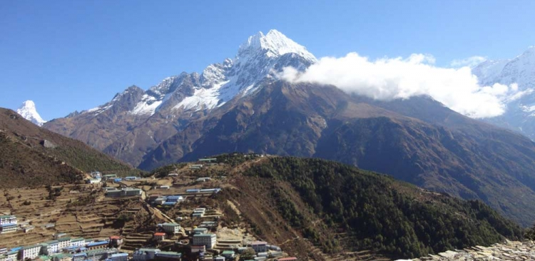 Why Trekking in Everest Region