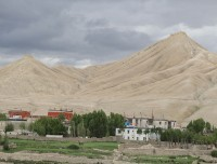 Lomangthang Valley