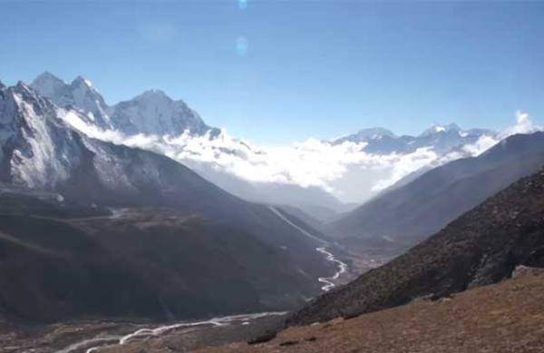 Kongma La Pass Everest